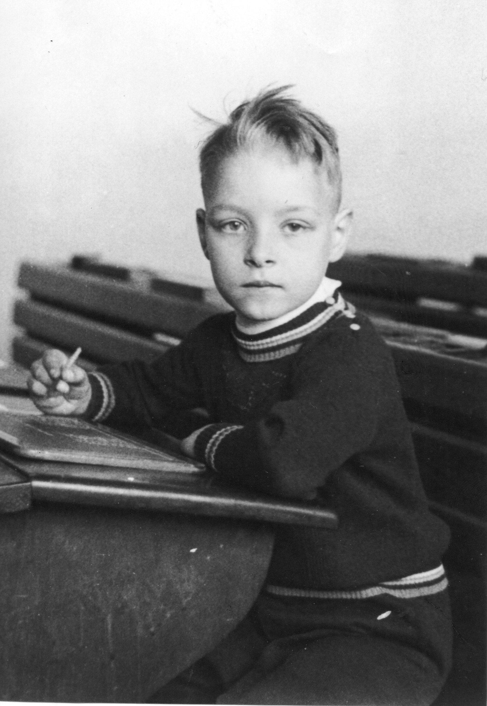 waldenfels: erster schultag 1940